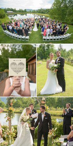 Abbie & Dan Real Vermont Wedding Inspiration   Vintage Romantic Wedding at The Ponds at Bolton Valley   Vermont Bride Magazine
