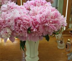 peonies are one of my favs