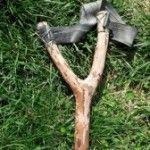 Bushcraft slingshot