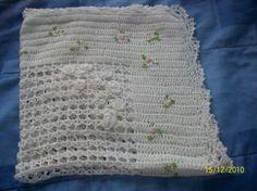 Ajuar de bebe confeccionado en hilo o lana - artesanum com