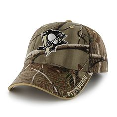 Pittsburgh Penguins Camouflage Caps