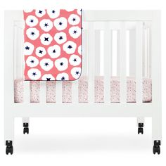 Babyletto In Bloom Fitted Mini Crib Sheet - T8035