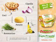 Avete già provato la Vellutata di #Ceci #DimmidiSì? Ricca di #proteine, è ideale per chi segue una dieta #vegetariana. Scoprite uno per uno gli #ingredienti che la rendono così buona! Scopri di più: http://www.dimmidisi.it/it/i_prodotti/zuppe_e_brodi/zuppe/vellutata_di_ceci/ #soup #food #ingredients #recipe #ricetta #vegetarian #vegetariano #chickpeas