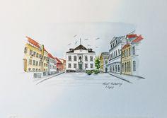 Torvet, Rudkøbing