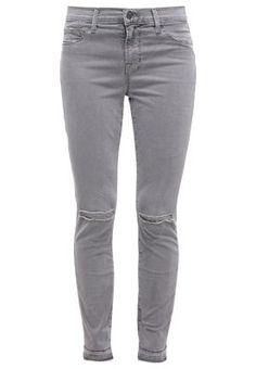 Slim fit jeans - silverfox