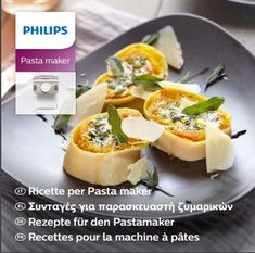 Il Ricettario Pasta Maker Philips Ufficiale Ricettario ##delicious ##fashionfood ##foodgasm ##foodie #biscottipastamaker #cucinaitaliana #food #foodblogger #foodporn #italianfood #noodlerecipes #noodles #pasta #pastaaddict #pastablogger #pastamakernoodle #pastarecipes #recipes #RicettarioPast MakerPhilips #ricettariopasta #ricette #ricettepastamaker Penne, Egg Noodle Recipes, Egg Noodles, Cantaloupe, Fruit, Social, Sample Resume, Food, The World