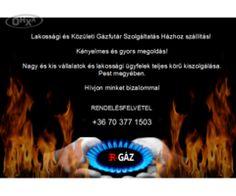Lakossági és Közületi Gázfutár Szolgáltatás Házhoz szállítás! Budapest XIV. kerület - Orxx Ingyenes Apróhirdetés Budapest