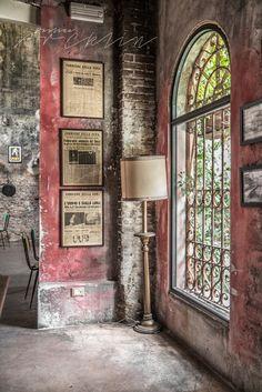 © Paulina Arcklin | Blog post: FONDERIE MILANESI Bar&Restaurant in Milan…