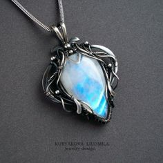 Beautiful Pendant from Liudmila Kuryakova
