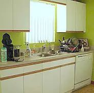 Refinish Kitchen Cabinets   How To Refinish Wood, Paint Laminate Cabinets,  Lots Of Ideas For Cabinet Makeovers!