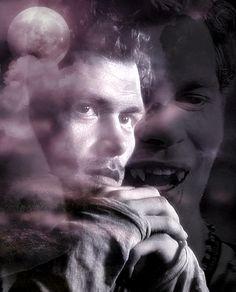 Klaus, the Hybrid. TVD. My digital art.
