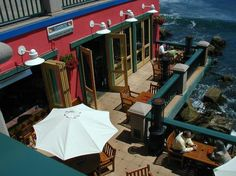 Schooners Bistro at the Monterey Plaza Hotel & Spa