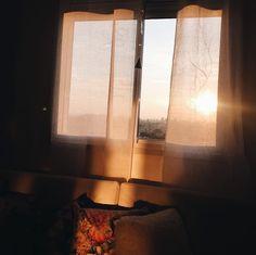 // 😌✨🌻 {#apezinho174 • o que eu mais gosto sobre a minha casa é que eu me sinto em casa. Parece óbvio, mas felicidade tem a ver com pertencimento. Nas relações, no trabalho, nas atividades das horas vagas e em casa também 👊🏼} . . . #pertencimento #felicidade #luz #sol #lar #casa #campinas #janela #inspiração #decoração #housedecor #light #sun #landscape #home