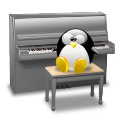 Penguin Coloring, Grenade, Toy Chest, Blog Voyage, Malaga, Linux, Pigs, Clip Art, Decorating