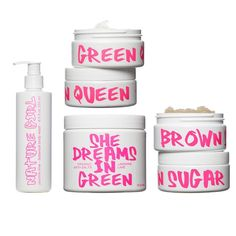 Vogue's Green Pick and celeb fave, this set is a Nature Girl best-seller!
