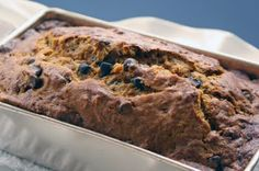 Chocolate-Chunk-Pumpkin-Bread gluten free vegan