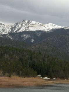 Pikes Peak Colorado Springs « Un-stream-lined- miss this view