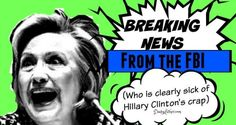 BREAKING: It's Going Down – the Clinton Investigation JUST GOT REAL