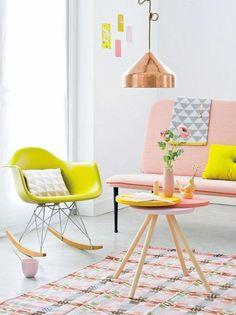 New #Ferm #Living #pastel furnitures :)