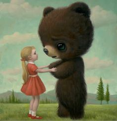 Blending themes of pop culture with techniques reminiscent of the old masters, Mark Ryden has created a singular style that blurs the ...