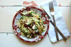 A cozinha portuguesa também tem pratos leves e frescos