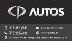 C.P. Autos se spécialise dans l'achat, la vente et l'échange de véhicule d'occasions. Financement sur place à taux compétitif à partir de taux d'intérêt à 4.99%.