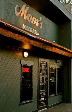 MOM'S BAR | Los Angeles | Retro Dive Bar