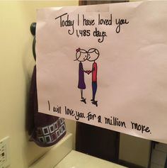 15 Love Notes from Couples Who Have This Relationship Thing Down Pat