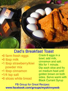 Strawberry Kiwi, Breakfast Toast, Great Recipes, Diabetes, Fries, Challenges, Eye, Future, Food