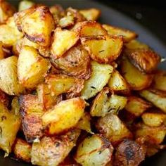 Best Crispy Roast Potatoes: love roasted potatoes
