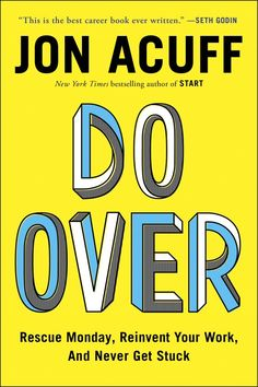 Do Over by Jon Acuff; how to figure out what your skills are