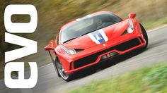 When the 458 gets to be Speciale its a good thing.