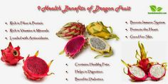 9 Health Benefits of Dragon Fruit