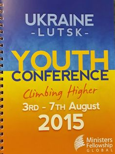 Youth Conference MFG 2015