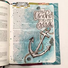 Hebrews 6:19 We have this hope as an anchor for the soul, firm and secure. My hope is ... | Use Instagram online! Websta is the Best Instagram Web Viewer!
