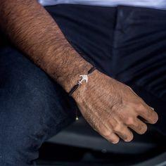 Ancla Bracelet Bracelets, Men, Jewelry, Anchors, Bangles, Jewellery Making, Jewels, Jewlery, Bracelet