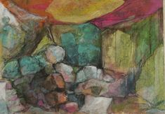 Anotación. Rocalla Painting, Art, Gardens, Art Background, Painting Art, Kunst, Paintings, Performing Arts, Painted Canvas