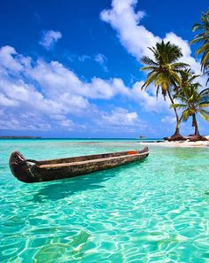 The San Blas Islands, Eastern Panama: