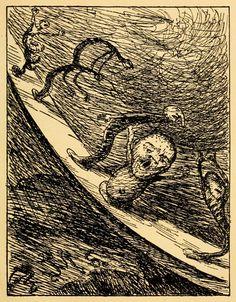 Alfred Kubin: Illustrations for An Asteroid Novel - 50 Watts