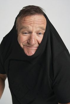 Robin Williams- the best actor I have ever seen anywhere. He makes me cry and laugh simultaneously.