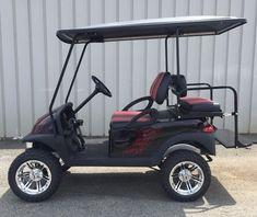 Custom Golf Carts Gallery   Golf Cars of Hickory Best Golf Cart, Custom Golf Carts, New Golf, Club, Gallery, Roof Rack