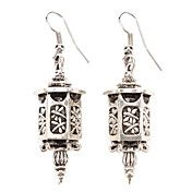 Exquisite Carving Lantaarns Alloy Earring