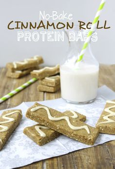 No-Bake Cinnamon Rol