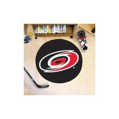 FANMATS NHL - Carolina Hurricanes Puck Doormat