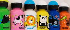 kids Sigg small bottles in a range of prints https://www.sigg.com/
