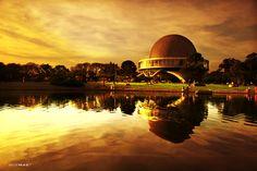 Buenos Aires / Argentina - Planetario Galileo Galilei