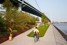 Landscape Architecture: James Corner Field Operations Client: Delaware River Waterfront Corp. Design Team: James Corner, Lisa Switkin, Jayyun Jung, Yoshi Harada, Kimberly Cooper… ...