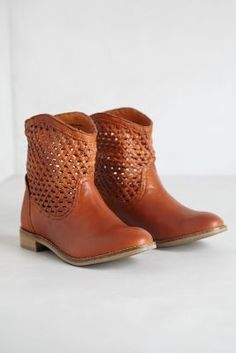 Summer boots from anthro