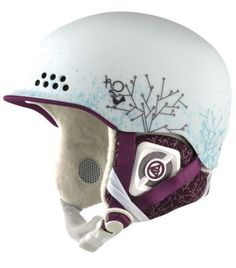 I really want this helmet for snowboarding next season. #K2 #snowboarding.. the purple would match my coat perfectly!