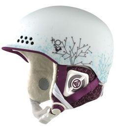 I really want this helmet for snowboarding next season. #K2 #snowboarding